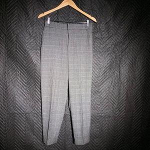 Zara - Plaid Pants | US M